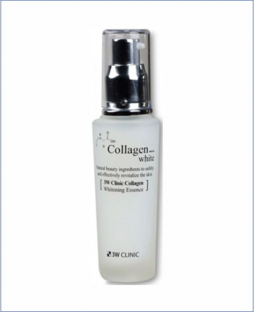Осветляющая эссенция с коллагеном - 3W Clinic Collagen Whitening Essence