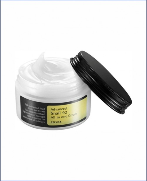 Крем для лица с муцином улитки - Cosrx Advanced Snail 92 All In One Cream
