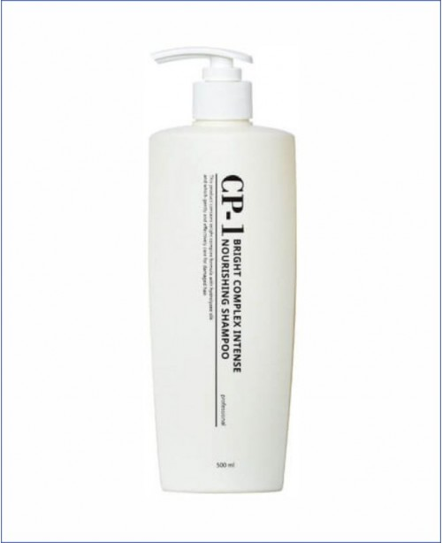 Протеиновый шампунь для волос - Esthetic House CP-1 Bright Complex Intense Nourishing Shampoo