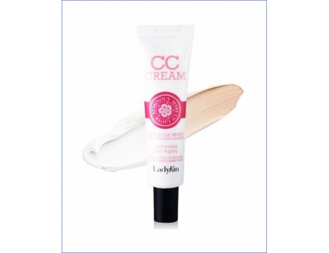 Люминос СС крем - LadyKin luminous CC Cream