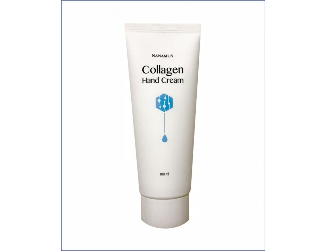 Крем для рук с коллагеном - Nanamus Collagen Hand Cream