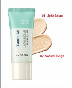 ББ крем для кожи с расширенными порами - The Saem Saemmul Perfect Pore BB